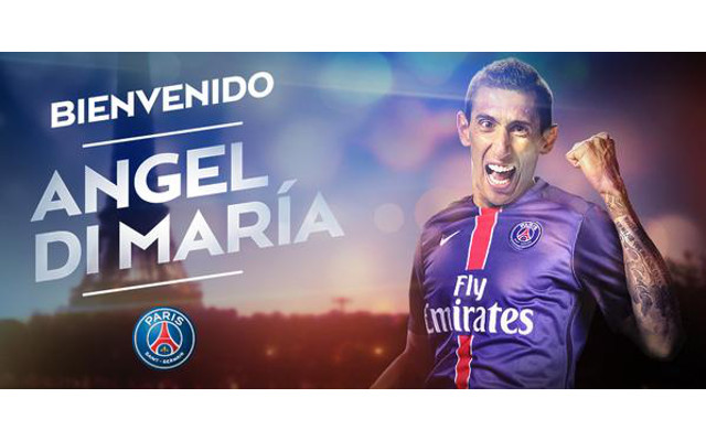 Man United fans react to Angel Di Maria signing for PSG