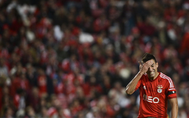 Nico Gaitan 'dreaming' of Man United move after offers from Middle East giants