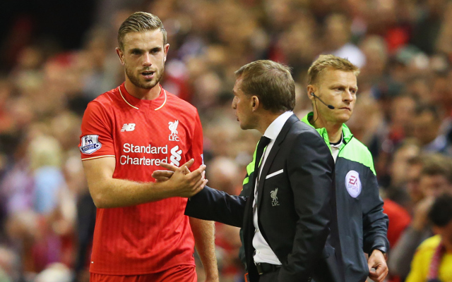 Liverpool captain Jordan Henderson doubtful for Arsenal clash with foot injury