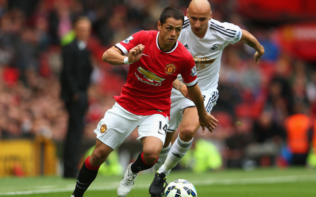 Man United outcast Javier Hernandez rejects chance to sign for LA Galaxy