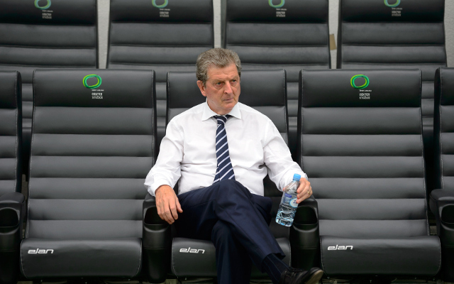 Roy Hodgson draws the ire of fans after his comments [Tweets]
