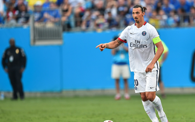 Mourinho: No move for Ibra