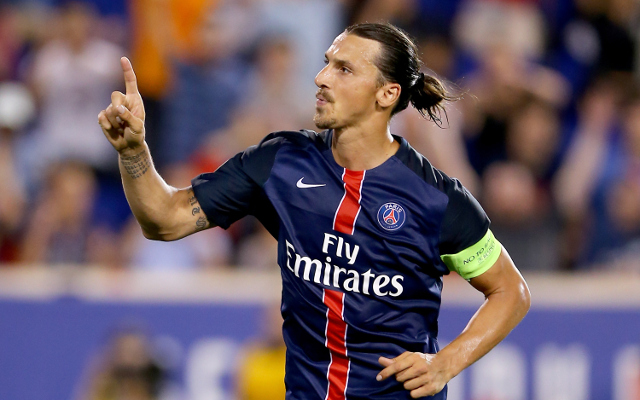 Twitter exploded as Ibrahimovic announced his new club