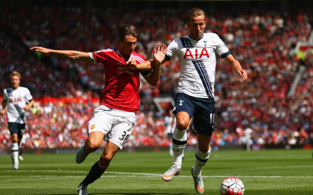 Man United willing to sell outcast to Tottenham but want Harry Kane in return
