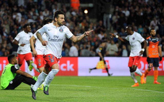 Arsenal offered Paris Saint-Germain forward as striker hunt continues