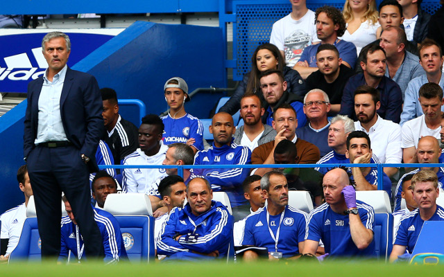 Chelsea news: Jose Mourinho criticises referee and his own players following Crystal Palace loss