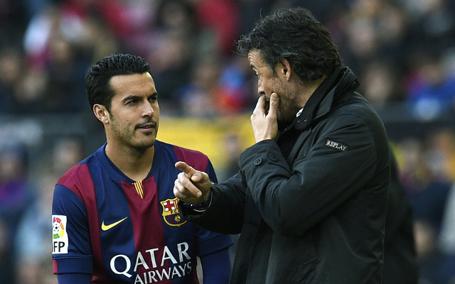 Luis Enrique to resign at season's end