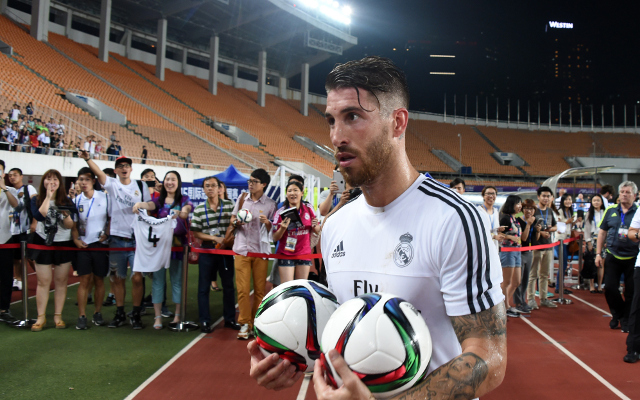 Sergio Ramos set to snub Man United and sign new Real Madrid deal