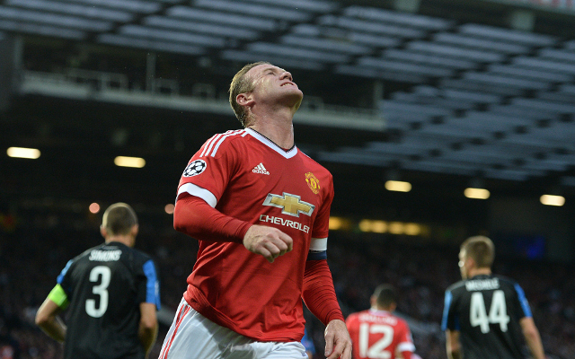 rooney man united