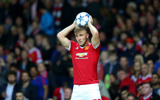 shaw man united