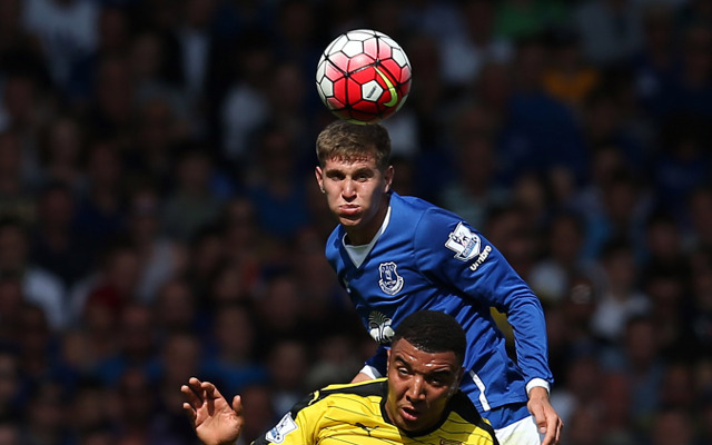 (Video) Everton director tells fan they will not sell John Stones to Chelsea