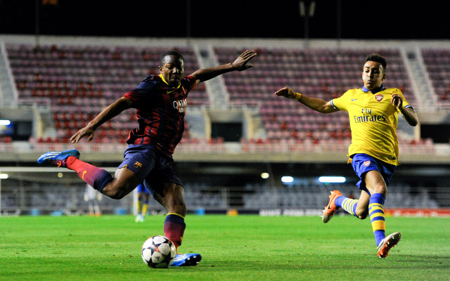 Aston Villa hoping to scupper Brendan Rodgers' move for Barcelona prospect