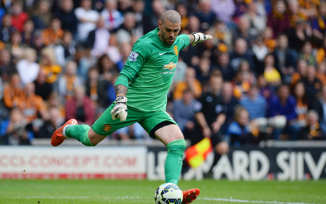 Man United to allow Victor Valdes to leave, but not for another Premier League club