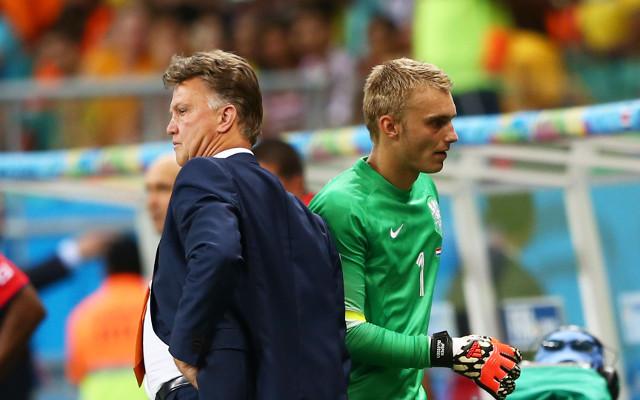 Man United hero Peter Schmeichel urges club NOT to sign Jasper Cillessen
