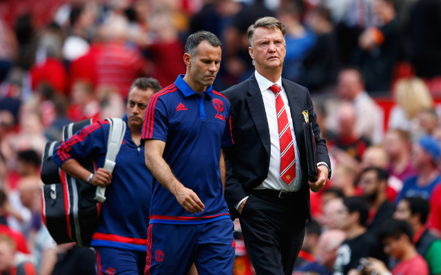 """Louis van Gaal: """"Sometimes I'm bored and angry too"""""""