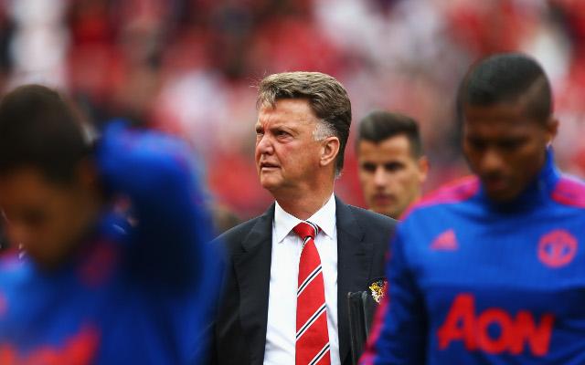 Manchester United predicted XI vs Club Brugge: Louis van Gaal's looking to avoid slip-up in Belgium