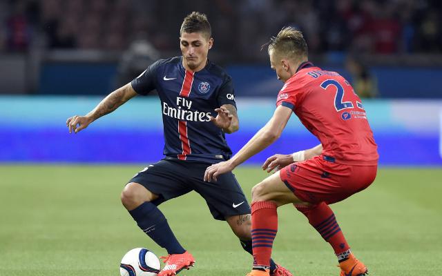 Verratti confirms Paris-Saint Germain future
