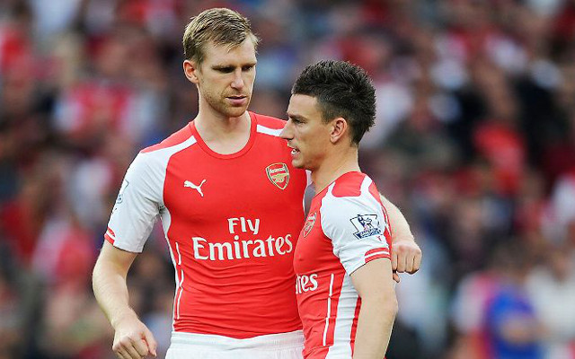 Arsenal injury boost as centre-back duo return in time for Stoke clash