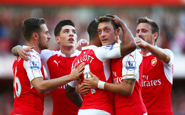 Arsenal can go and win Premier League title, claims former Gunner