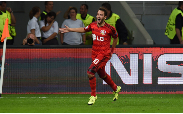 Leverkusen star Hakan Calhanoglu banned for 4 months by FIFA