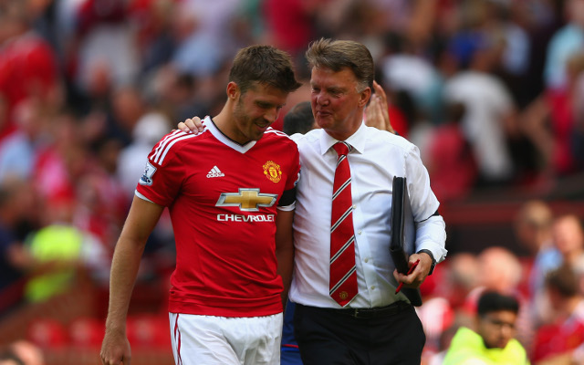 Man United left to sweat on midfielder's fitness ahead of Liverpool clash
