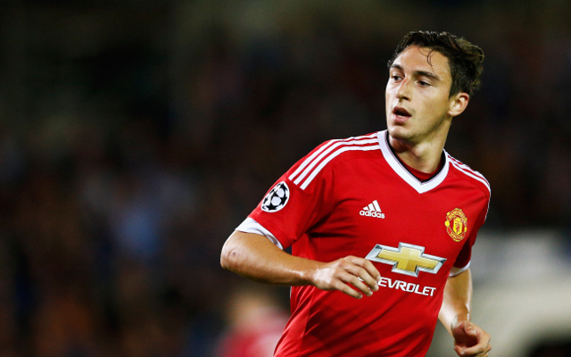Manchester United star set to leave on a loan move
