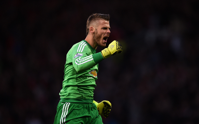de gea man united
