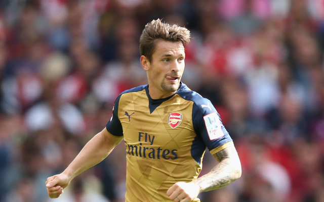 debuchy arsenal