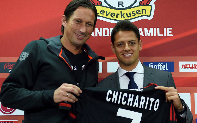 Javier Hernandez admits leaving Manchester United 'was not a difficult decision'