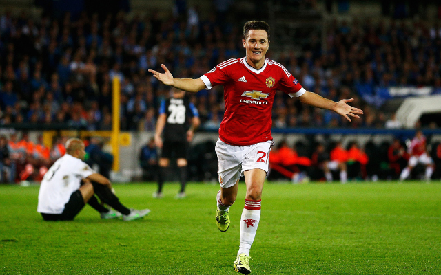 Man United deny Barcelona interest in Ander Herrera