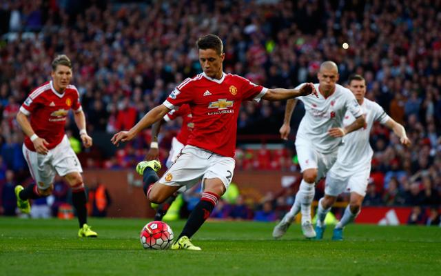 Ander Herrera hails Man United boss Louis van Gaal for confidence boost
