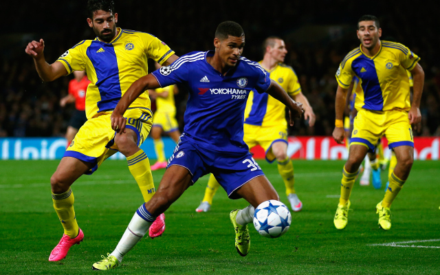 Chelsea boss Jose Mourinho praises Ruben Loftus-Cheek for Champions League performance