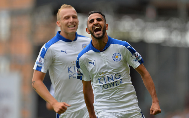 Leicester City loanee on the brink of historical record