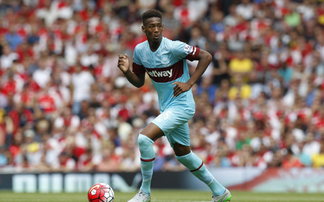 Manchester United favourites to sign West Ham starlet
