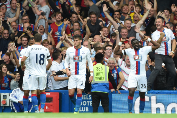 Crystal Palace vs Man City – Premier League preview and team news