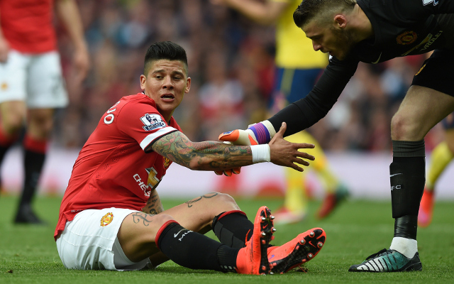 Marcos Rojo rejected chance to leave Man United as part of the Anthony Martial deal