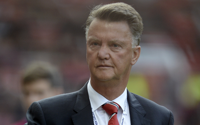 van gaal man united