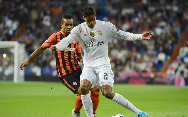 Man United desperate to do deal for Real Madrid defender Raphael Varane