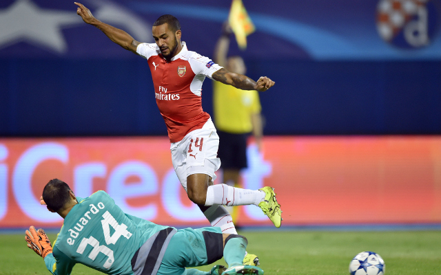 walcott arsenal