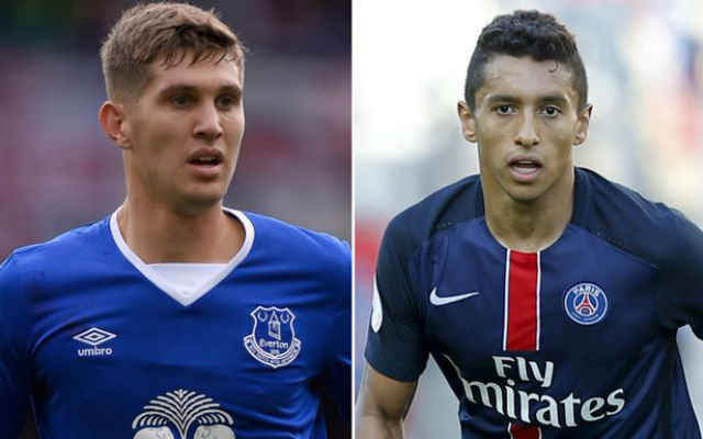 Chelsea target January moves for defensive duo John Stones and Marquinhos