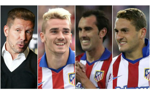 Chelsea target move for Atletico Madrid quartet – including Mourinho replacement