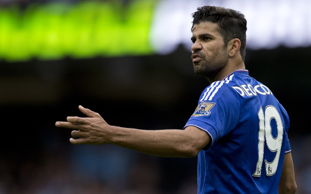 Chelsea verbally agree deal with Serie A star, expect huge offer for Diego Costa