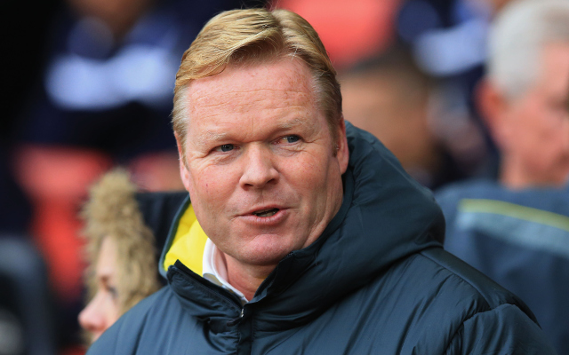 Koeman engineering an improved Everton