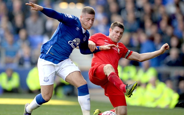 Capital One Cup draw throws up potential Merseyside derby in final