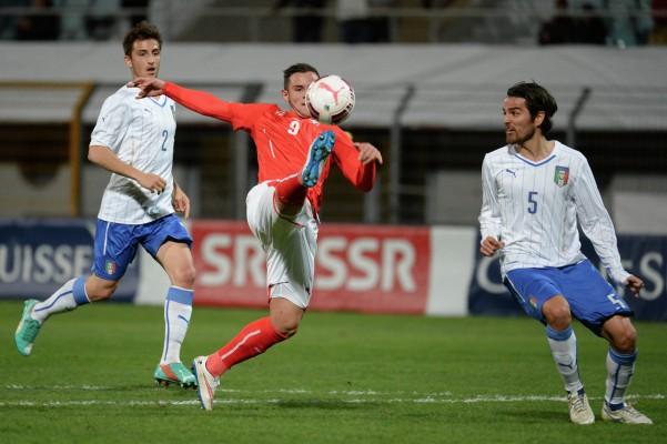 Everton complete deal for Swiss wonderkid