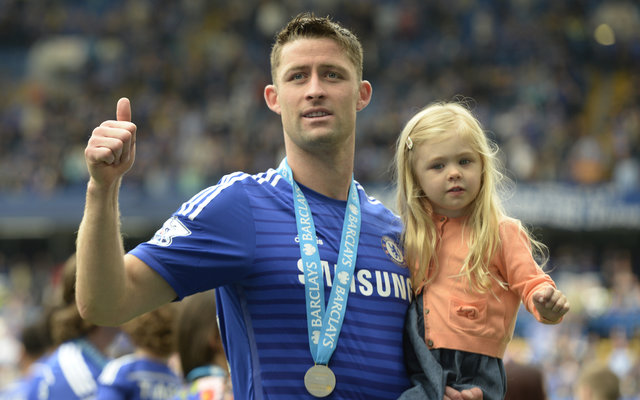 Gary Cahill has a lot of suitors waiting for him [Tweets]