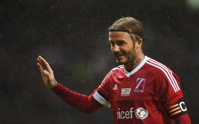Five footballers to have rocked the bearded look