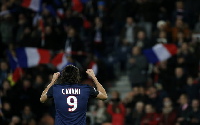 Manchester United given encouragement in their pursuit of Edinson Cavani