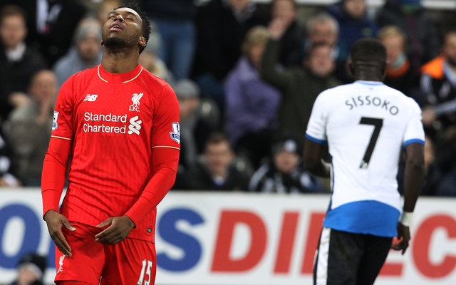 Sturridge eases injury fears