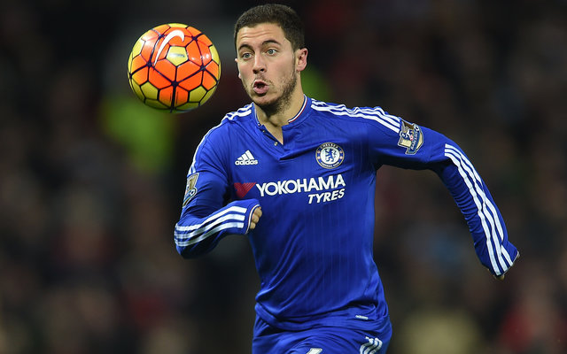 Eden Hazard scored twice in the Premier League and Twitter went nuts [Videos]